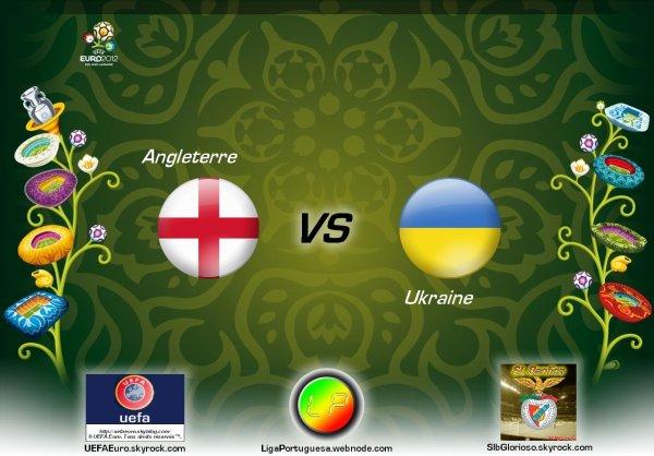 UEFAEuro - UEFA Euro 2012 Angleterre - Ukraine En partanariat avec SLBglorioso