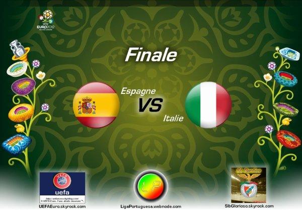 UEFAEuro - UEFA Euro 2012 Finale Espagne - Italie En partanariat avec SLBglorioso