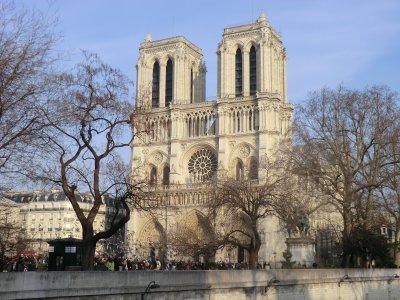 Visite à Paris février 2011