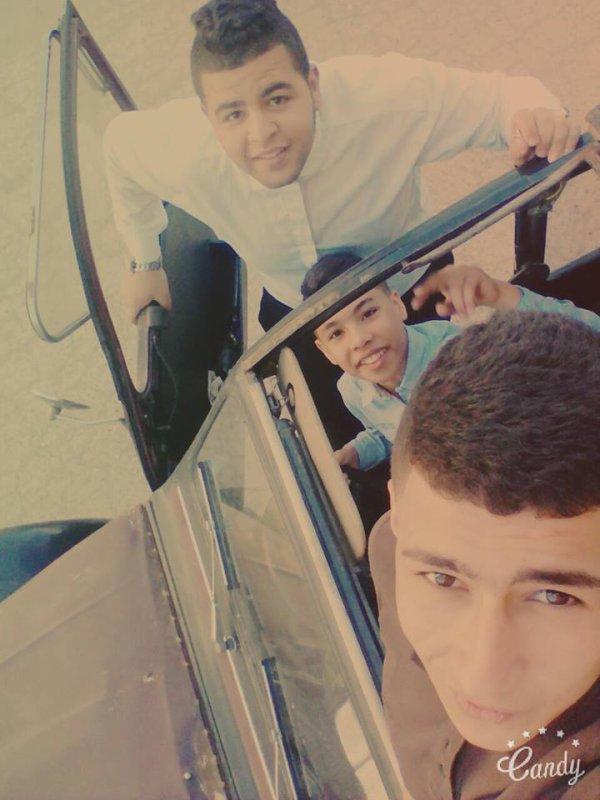 avec mes frères