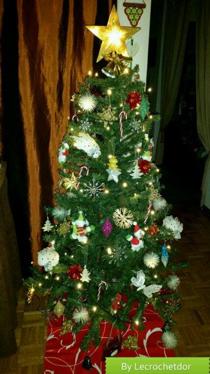 Mon sapin de Noël 2017