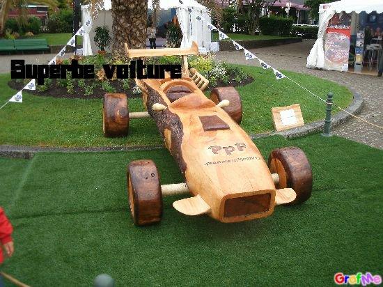 Au Grand Prix de Pau