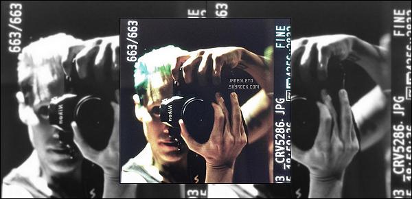 """.  .  ▪ Découvre la première photo de Jared en Joker pour le film """"Suicide Squad""""  ."""