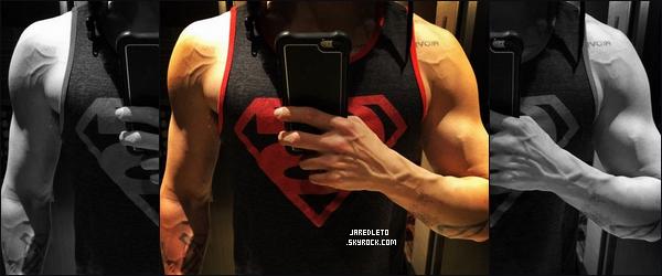 INSTAGRAM → Découvre deux photos personnelles que Jared Leto a posté