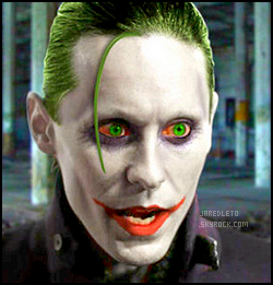 . Jared Leto fait des blagues sur le tournage de«Suicide Squad»Voir ci-dessous .