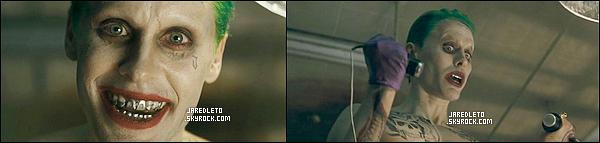 . Découvre les premières images de Jared Leto en Joker dans «Suicide Squad».