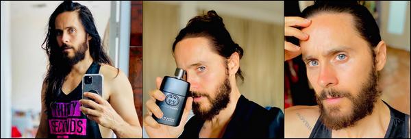 INSTAGRAM TIME #3:  Découvre les nouvelles photos dans le cadre du confinement de Jared