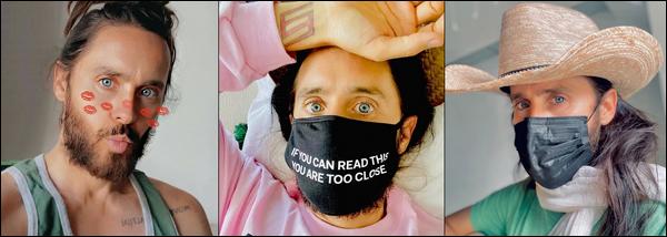 INSTAGRAM TIME #2 : Découvre les nouvelles photos dans le cadre du confinement de Jared