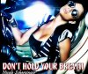 Nicole Scherzinger- Dont Hold Your Breath