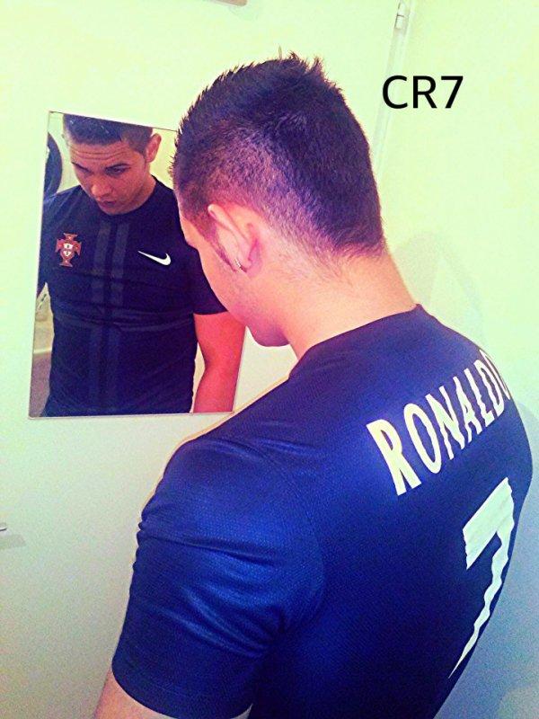 Fan de Ronaldo !