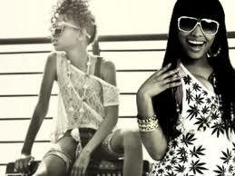 Fireball → Willow Smith Feat Nicky Minaj (2011)