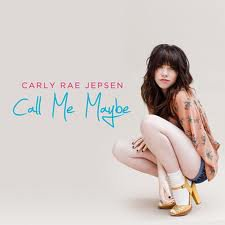 Carly Rae Jepsen → Call Me Maybe (2012)