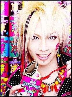 Takeru le chanteur de Sug!!!