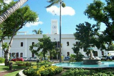 la mairie de saint paul