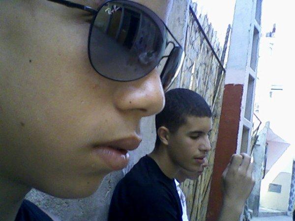 Moi et mon couz =)