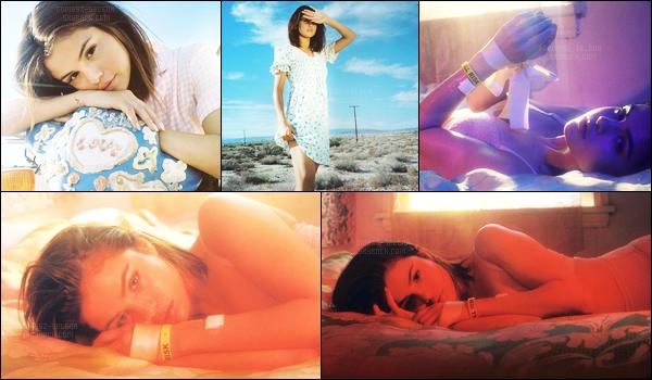 Découvrez le photoshoot de l'album« Bad Liar »de Selena Gomez ! Réaliser par Petra Collins.