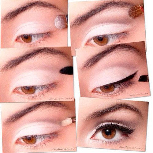 Make-up.♥