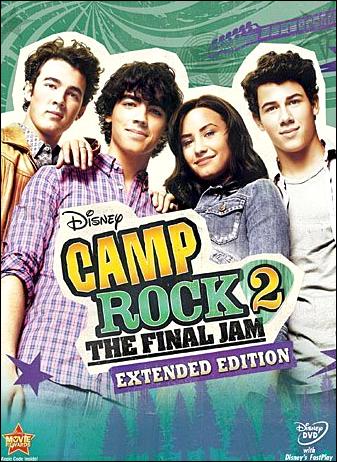★ ★ ★ ☆ ☆ / Camp Rock 2 : Le face à face