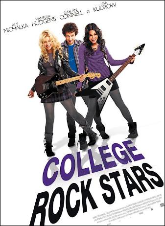★ ★ ★ ☆ ☆ / Collège Rock Star