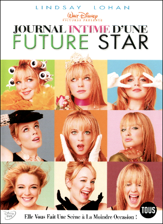 ★ ☆ ☆ ☆ ☆ / Journal intime d'une future star