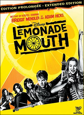 ★ ★ ★ ★ ☆ / Lemonade Mouth