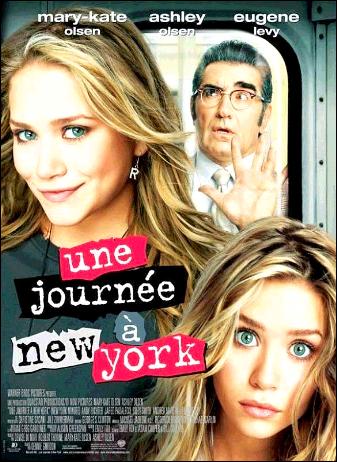 ★ ★ ★ ☆ ☆ / Une journée à New York