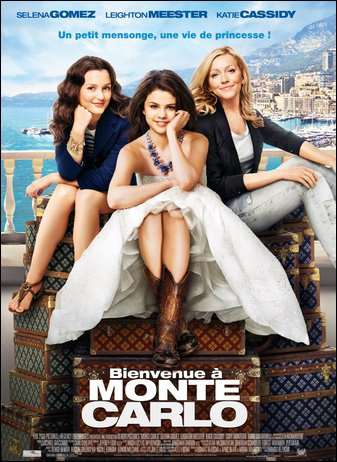 ★ ★ ★ ★ ☆ / Bienvenue à Monte Carlo