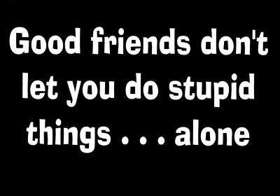 Les friends