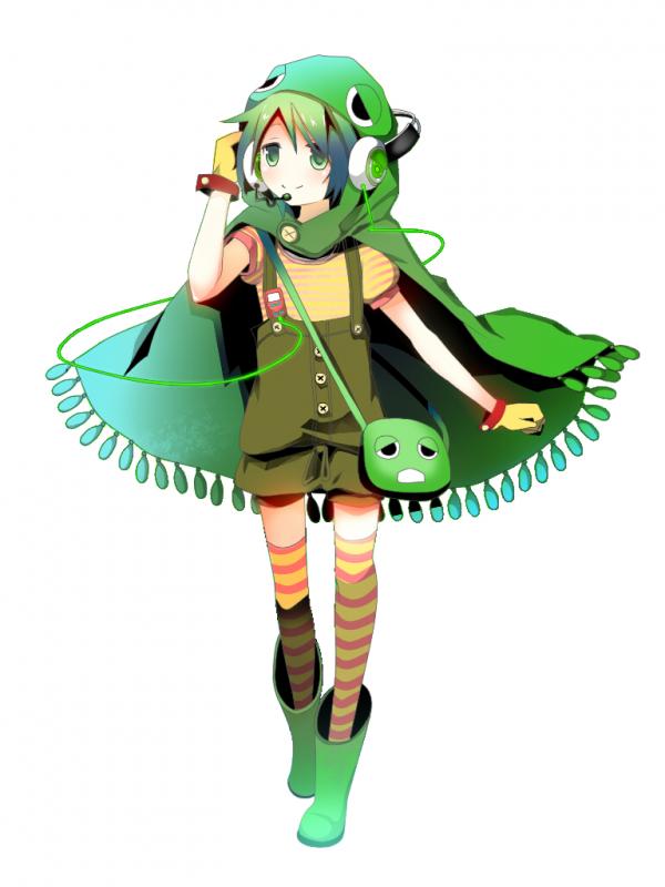 Ryuto Gachapoid