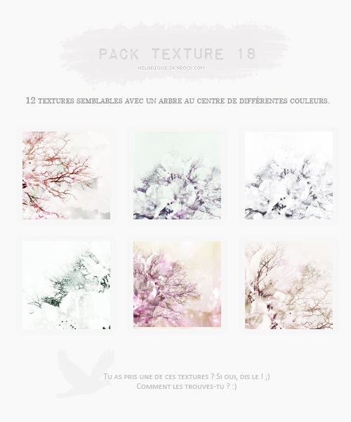 Pack pattern 18