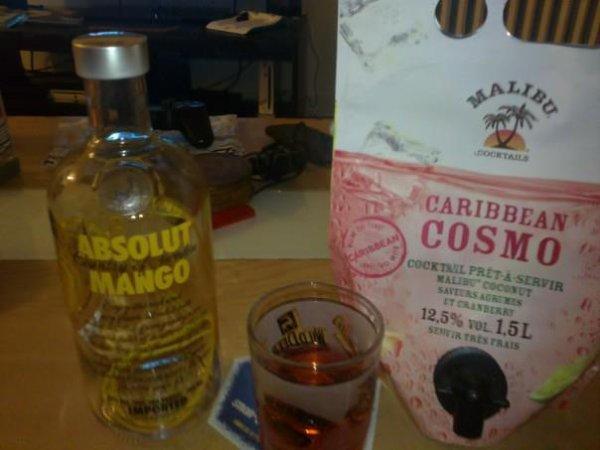 Sans alcool la fête est plus folle...!!!