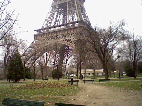 Paris la ville de tous les excès ;-)