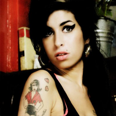 Amy Winehouse ...