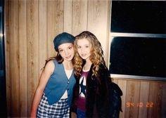 Christina et Britney en 94
