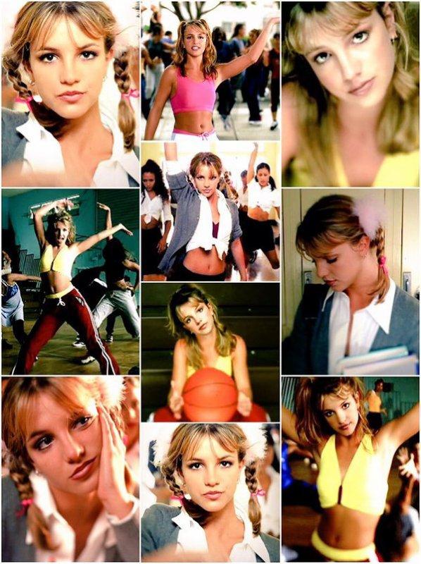 Sa fait aujourd'hui 17 ans que Britney a réalisé le début de son première album au studio