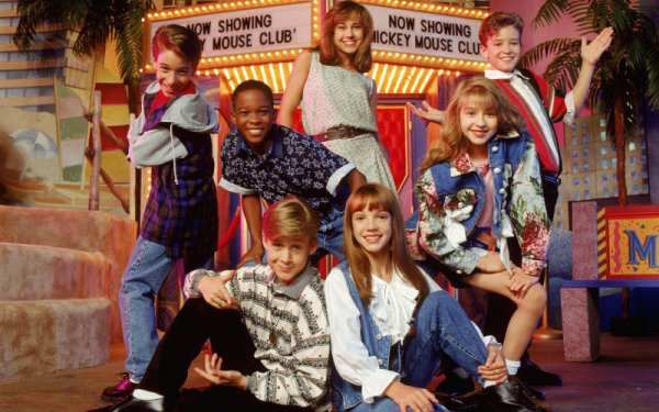 Britney  au Mickey Mouse Club
