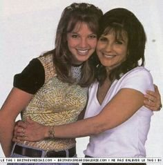 Britney et sa mère