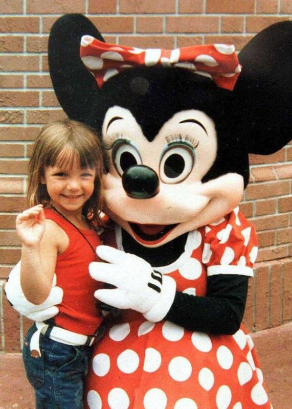 Britney pendant sa jeunesse