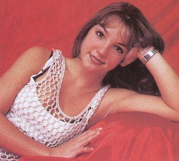 Britney en 1998  photoshoot