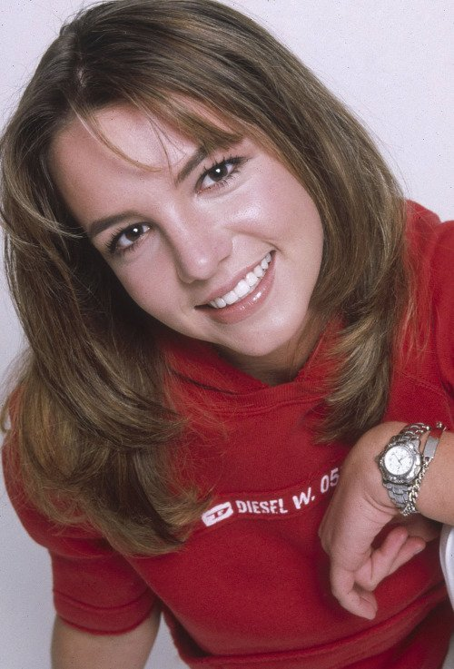 Britney en 1998