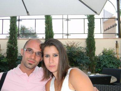 mon beau frére et ma soeur
