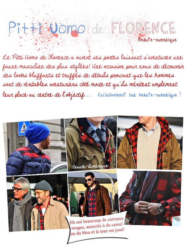 ~ Evènemement: La mode n'est pas destinée qu'aux femmes et ces photos nous le prouvent bien