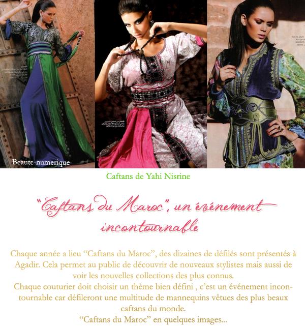 ~ Découverte:  La mode orientale