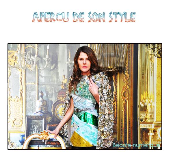 ~ Personnalité: Anna Dello Russo l'extravagante rédactrice de mode!