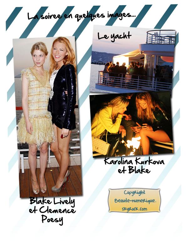 ~ Actualité: Cette année Chanel met l'encre sur Antibes