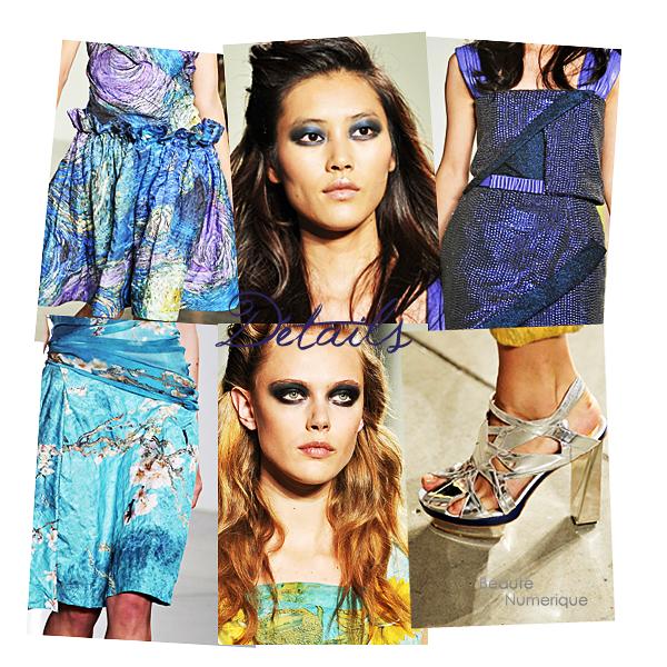 ~ Fashion week: New York sélection des défilés p/e 2012