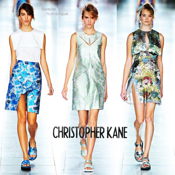 ~ Fashion Week: Londres - Milan sélection des défilés p/e 2012