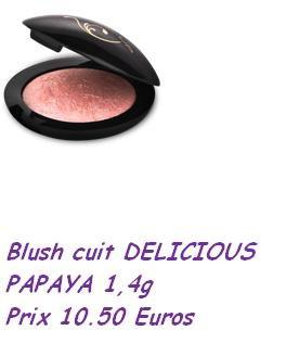 blush cuit