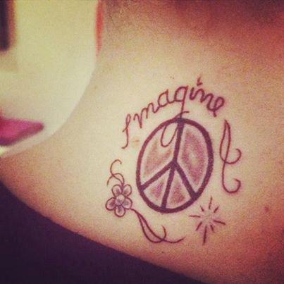 New tatouage de Tini ♥