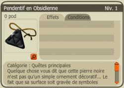 Quêtes Dofus Emeraude - Partie 7